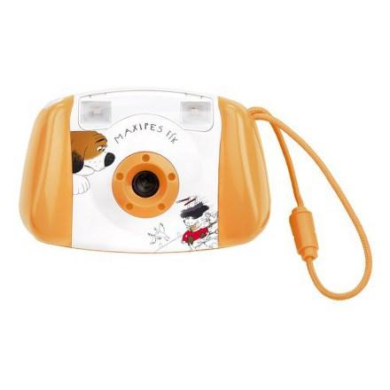 Dětský digitální fotoaparát GoGEN MAXI FOTO, oranžový