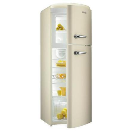 Chladnička 2dv. Gorenje RF 60309 OC béžová