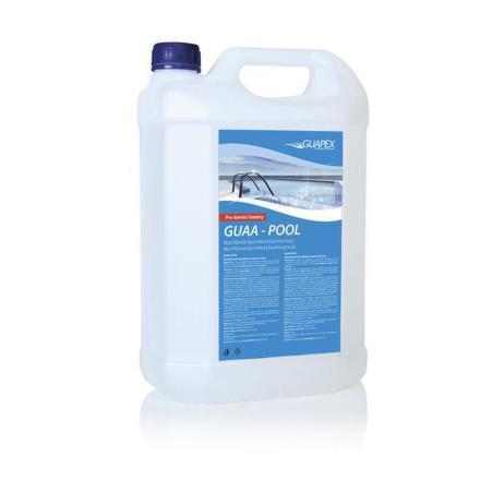 Bazénová chemie Guapex LARGE POOL 5 litrů
