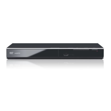 DVD přehrávač Panasonic DVD-S700EP-K
