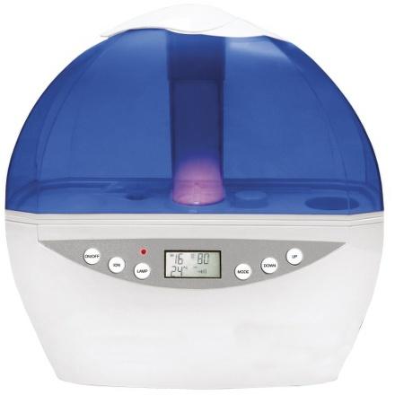Zvlhčovač vzduchu Guzzanti GZ 987 bílo-modrý