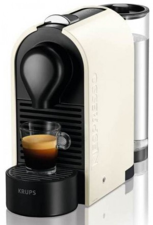 Nespresso XN 250110 white