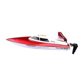 BRB 3500 RC loď 350 červena BUDDY TOYS