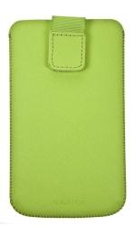 Pouzdro FRESH velikost Nokia E52 NEON green (120x62x10mm)