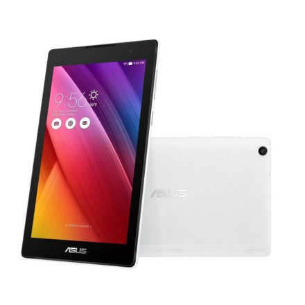 "Dotykový tablet Asus Zenpad C 7.0 16GB (Z170C) 7"""", 16 GB, WF, BT, GPS, Android 5.0 - bílý"