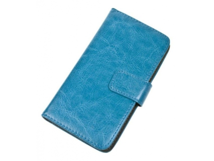 Pouzdro BOOK UNI L Blue