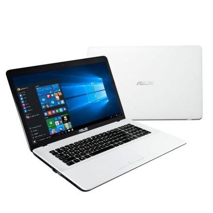 """Ntb Asus X751SJ-TY010T Pentium N3700, 8GB, 1TB, 17.3"""""""", HD+, DVD±R/RW, nVidia 920M, 1GB, BT, CAM, W10 - bílý"""