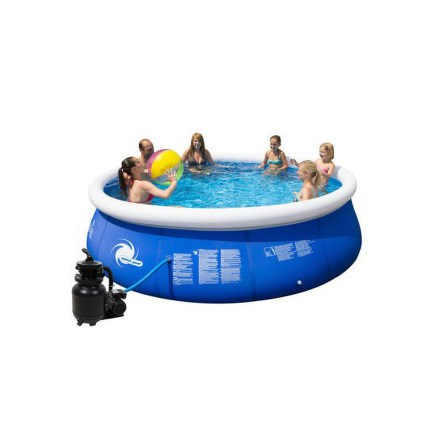 Bazén Intex Speed-Up Pool Set 366 x 84 cm