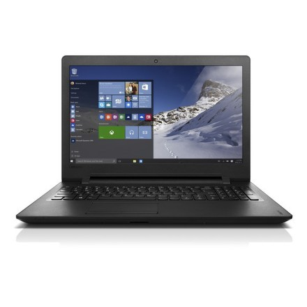 "Ntb Lenovo IdeaPad 110-15ISK Pentium 4405U, 4GB, 1TB, 15.6"""", Full HD, DVD±R/RW, Intel HD 510, BT, CAM, W10 - černý"