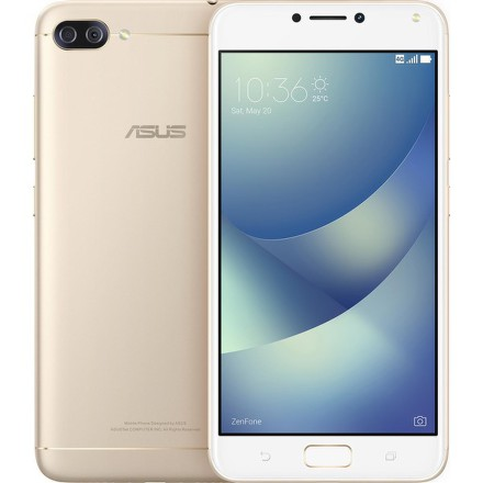 Mobilní telefon Asus ZenFone 4 Max (ZC554KL-4G039WW) - zlatý