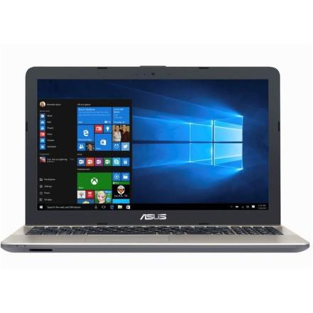 "Ntb Asus X541NA-GQ088T Pentium N4200, 4GB, 1TB, 15.6"""", HD, DVD±R/RW, Intel HD, BT, CAM, W10 - černý"