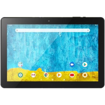 "Dotykový tablet Umax VisionBook 10Q Pro 10.1"""", 32 GB, WF, BT, Android 9.0 Pie - stříbrný"