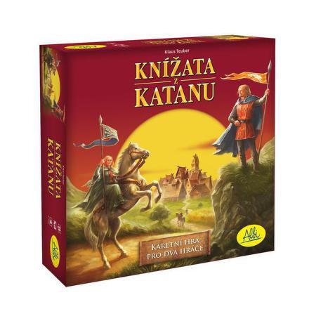 Hra ALBI Knížata z Katanu