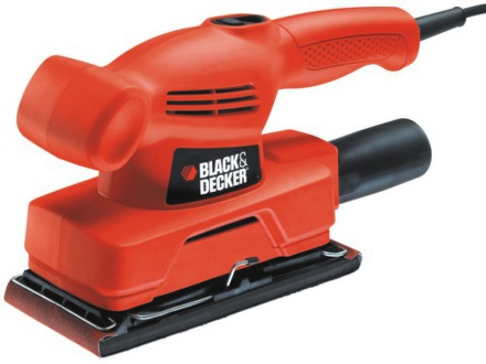Bruska vibrační Black&Decker KA300