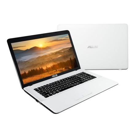 "Ntb Asus F751LJ i3-5005U, 8GB, 1TB, 17.3"""", Full HD, DVD±R/RW, nVidia 920M, 2GB, BT, CAM, bez OS - bílý"