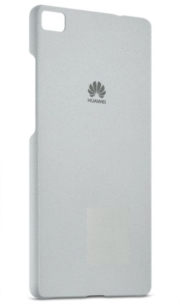 Huawei pouzdro P8 Lite Light Grey