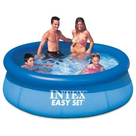 Bazén Intex Easy Set, průměr 457 x 91 cm