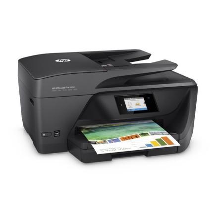 Tiskárna multifunkční HP Officejet Pro 6960 A4, 18str./min, 10str./min, 600 x 1200, 1 GB, duplex, WF, USB - černá