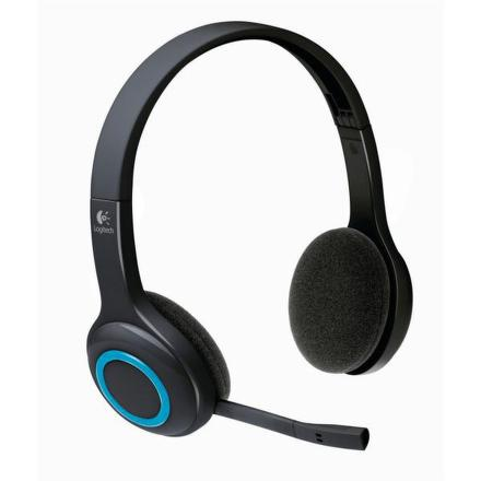 Headset Logitech Wireless H600