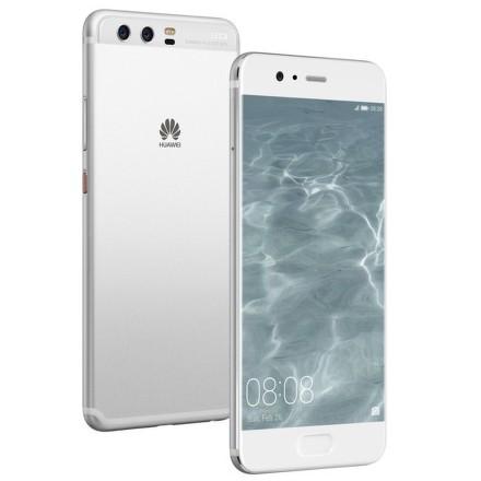 Mobilní telefon Huawei P10 Dual SIM - stříbrný