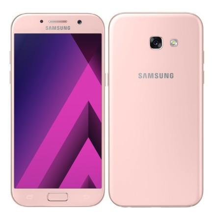 Mobilní telefon Samsung Galaxy A5 (2017) - růžový