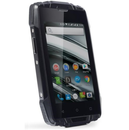 Mobilní telefon myPhone HAMMER IRON 2 Dual SIM - černý