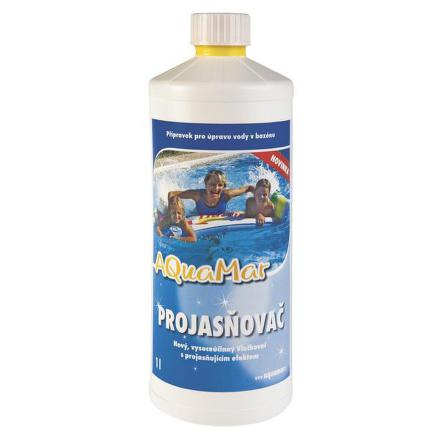 Bazénová chemie Marimex AQuaMar Projasňovač 1l