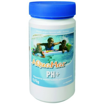 Bazénová chemie Marimex AQuaMar pH+ 0,9 kg