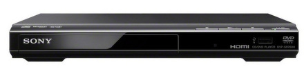 DVD přehrávač Sony DVP-SR760H