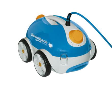 Vysavač bazénový Steinbach Poolrunner, automatický, modrý