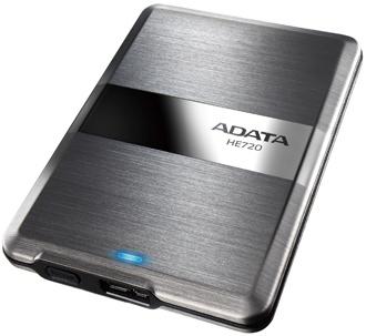 ADATA HE720 1TB External 2.5'' HDD titan