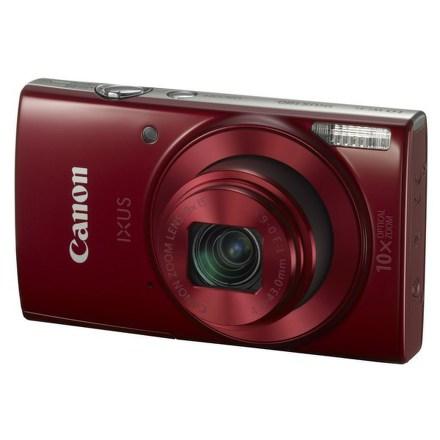 Fotoaparát Canon IXUS 180, červený