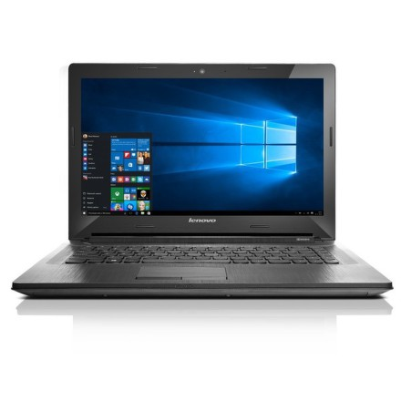 "Ntb Lenovo IdeaPad G40-45 A6-6310, 2GB, 320GB, 14"""", HD, bez mechaniky, AMD R5 M330, 1GB, BT, CAM, W10 - černý"