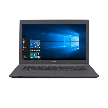 "Ntb Acer Aspire E15 (E5-573-30AL) i3-4005U, 4GB, 1TB, 15.6"""", HD, DVD±R/RW, Intel HD 4400, BT, CAM, W10 - šedý"