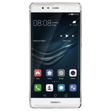 Huawei P9 32 GB Dual SIM Silver + dárek ADATA PV150 10000mAh černý zdarma