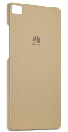 Huawei pouzdro P8 Lite Khaki