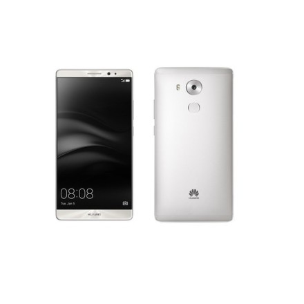 Mobilní telefon Huawei Mate 8 Dual SIM - stříbrný