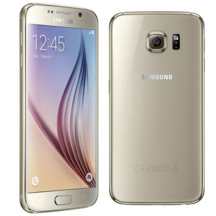 Mobilní telefon Samsung Galaxy S6 (G920) 32 GB - zlatý