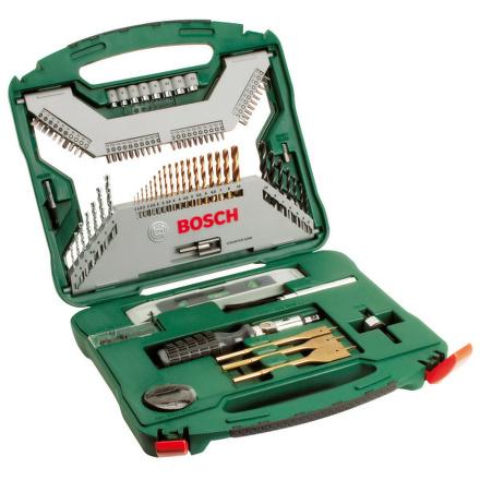 Sada nářadí Bosch 100 dílná X-Line titan
