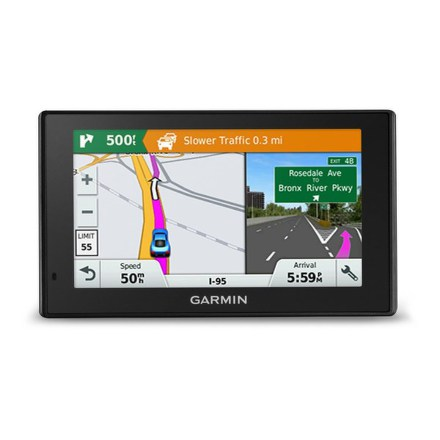 Navigace Garmin DriveSmart 50T Lifetime Europe45