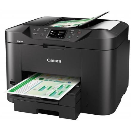 Tiskárna multifunkční Canon MAXIFY MB2750 A4, 24str./min, 15str./min, 600 x 1200, duplex, WF, USB
