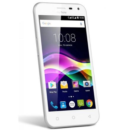 Mobilní telefon myPhone FUN 5 - bílý