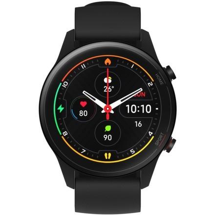 Chytré hodinky Xiaomi Mi Watch - černé
