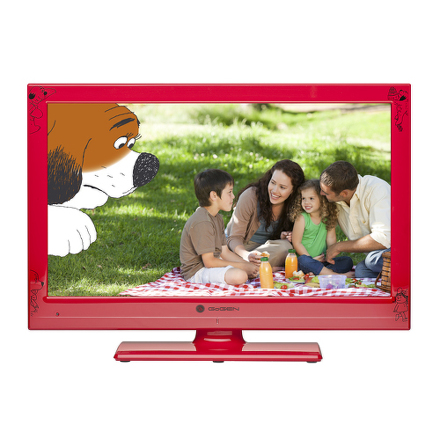 Televize GoGEN MAXI TELKA 24 R, LED