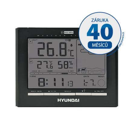 Meteostanice Hyundai WSC 2180