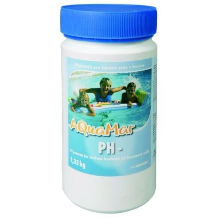 Bazénová chemie Marimex AQuaMar pH- 1,35 kg