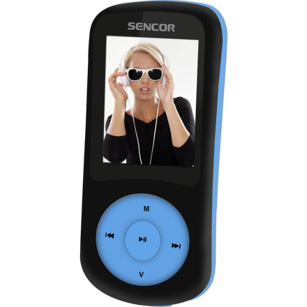 Sencor SFP 5870 BBU modrý