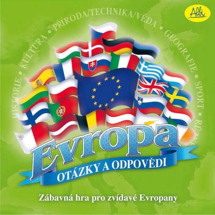 Hra ALBI Evropa - otázky a odpovědi