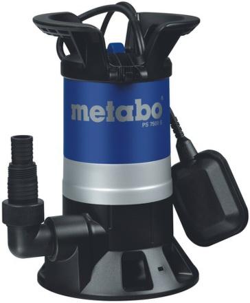 Čerpadlo kalové Metabo PS 7500 S, pro odpadní vody