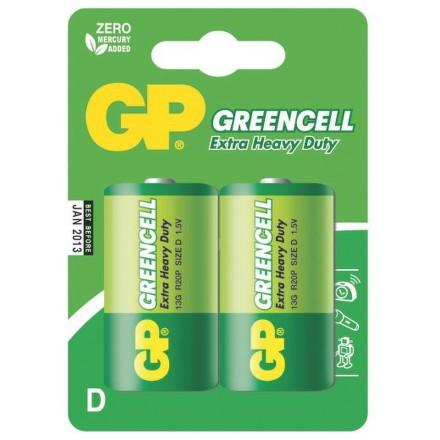 GP R20 GREEN (2ks - blistr)